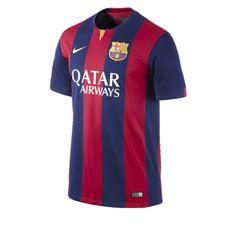 Gewinnen Barcelona(Barça or Blaugrana team)Roten Und Blauen Streifen  Vertikale Linien Nike Home cd7798bc6c5