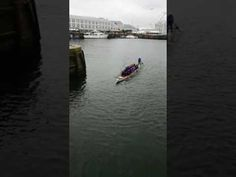 Paddlesnappers dragon boat racing club, Cape Town, V&A Waterfront (Video 3)