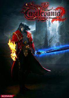 alucard in castlevania lords of shadow wide Wallpaper