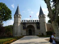 Estambul. Palacio de Topkapi.