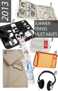 enterloop: Summer Travel Essentials