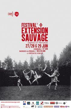 Festival Extension Sauvage 2014, Danse et Paysage, Combourg Bazouges-la-Pérouse