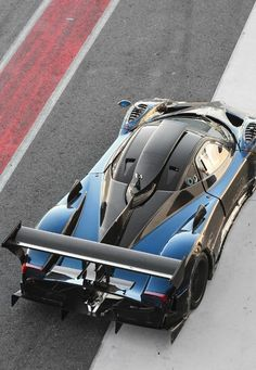 Pagani Zonda Revolution: the most absurd name for a supercar ever.