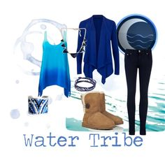 """""""Water Tribe"""" by michelle-geiser on Polyvore"""