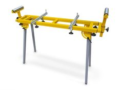 Mitre Saw Stand, trade tested $125