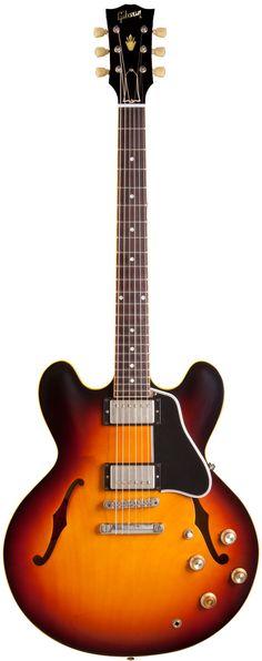 Gibson ES 335 Joe Bonamassa custom