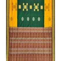 OSS434: Bomkai Silk Sari Online Shopping