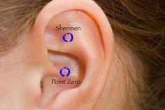 Liberate del stress masajeando este punto secreto. Liberate del stress masajeando este punto secreto de la oreja. Aquí te vamos a explicar como hacerlo...