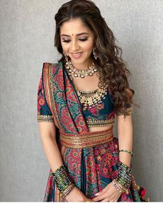 Traditional outfits and those vibes . You can find Wedding nails and more on our website.Traditional outfits and those vibes . Indian Gowns Dresses, Indian Fashion Dresses, Indian Designer Outfits, Indian Designers, Fashion Outfits, India Fashion, Japan Fashion, Street Fashion, Fashion Fashion