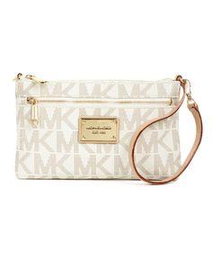 MICHAEL Michael Kors Handbag, Jet Set Travel Large Messenger Bag - All  Handbags - Handbags \u0026 Accessories - Macy\u0027s | lookin\u0027 good(; | Pinterest |  Large ...