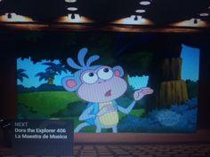 Dora the Explorer La Maestra de Música DVD Player