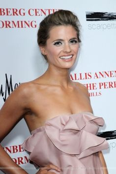 EVENTS: Stana Katic at The Wallis Annenberg Center for the Performing Arts Premiere (2011)
