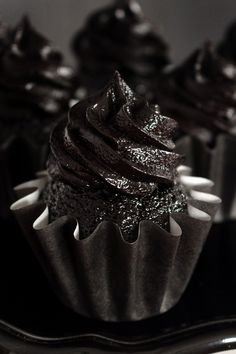 Comment on Blackout Chocolate Cupcakes and Blackout Frosting by Cindy Sanders