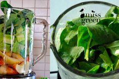 Praktikus tanácsok a zöldturmix elkészítéséhez Miss Green, Healthy Drinks, Compost, Celery, Spinach, Smoothies, Vitamins, Paleo, Food And Drink