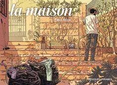 La Maison de Paco Roca : une BD sur le lieu de l'enfance et la nostalgie - http://www.unidivers.fr/la-maison-paco-roca-editions-delcourt/ - Littérature