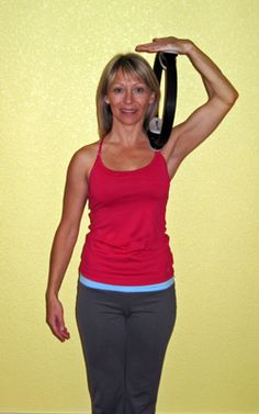 Upper Body Toning Exercises with the Pilates Ring: Biceps with Ring