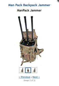 This high-power device is used by law enforcement and the military services. Police arm their crowd control squads and entry teams with it. The Man Pack Backpack signal blocker stops communications up to 150 meters away. Power Unit, Security Systems, Military Service, Electronics Projects, Law Enforcement, Crowd, Police, Gadgets, Arm