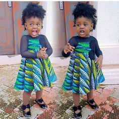 You may combine Ankara styles with lace or clothes made of other various natural materials. Well, here are the astonishing kiddies Ankara styles; Baby African Clothes, African Dresses For Kids, African Babies, African Children, African Fashion Designers, African Print Fashion, African Fashion Dresses, Ankara Fashion, African Outfits