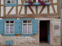 Ferienhaus | Historisches Ferienhaus Geberhaus