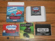 Planet Virtual Boy (planetvb.com) is a cool site for Virtual Boy fanboys.