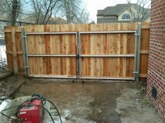 Image of Privacy Fence Gate 1000 Ideas About Wood Fence Gates On Pinterest Wood Fences