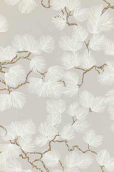 Pine by Sandberg - Grey - Wallpaper : Wallpaper Direct