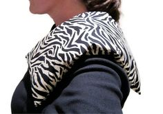 FLAX HEATING PAD with Removable / Washable Cover / by studioKELLY, $19.99