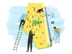 Changing Alberta