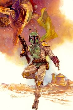 Redskull's Page : Photo Boba Fett Mandalorian, Mandalorian Cosplay, Jango Fett, Star Wars Boba Fett, Star Wars Bounty Hunter, Episode Iv, Star Wars Tattoo, Geek Out, Star Wars Art