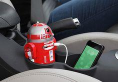 Les gadgets geek du mois : une lampe torche Minecraft, un mini-drône, un chargeur USB Star Wars…