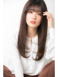 【Euphoria銀座本店/斎藤】 髪質改善☆シルキーストレート Style, Swag