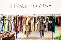 Awoke Vintage is best known for its reconstructed fits that work on almost any shape or size. #MyHometownPins