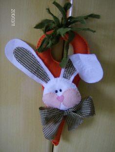 coelho de maçaneta