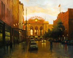 Union Station. Denver. CO. Christopher Clark