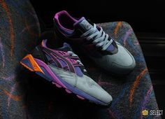 sn select packer asics gel kayano part 2 2 SELECT PREVIEW: Packer Shoes x ASICS Gel Kayano Trainer Vol. 2