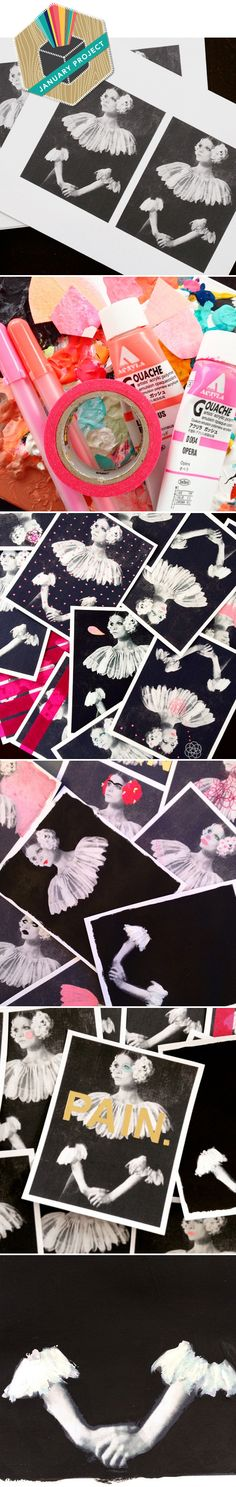 Oh my word… I LOVE THIS PROJECT! I had so much fun, and I even had a couple of ah-ha moments. {As...