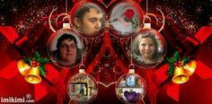 kerstfamile