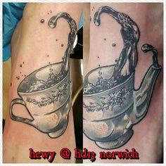 Cup of tea. Hd13 norwich