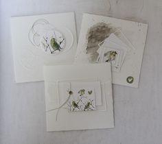 Papier-Liebelei: Kartenbox