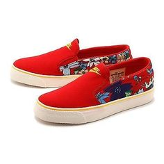 d10f5171c35a Nike 2015 Q2 Women Toki Slip Print Fashion Sneaker Shoes Red 724769-607