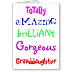 free granddaughter valentine cards