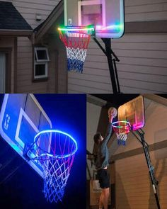 Geek Discover LED Basket Hoop Solar Light Playing At Night Lit Basketball Rim Attachment Lamp Basketball Bedroom Basketball Hoop Boy Sports Bedroom Outdoor Basketball Court Basketball Videos Basketball Players Boy Room Kids Room Pawer Rangers Basketball Hoop, Basketball Videos, Basketball Players, Boys Basketball Bedroom, Boy Sports Bedroom, Backyard Basketball, Basketball Drawings, Outdoor Basketball Court, Basketball Memes