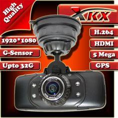 High Quality New Arrival Ambarella CPU GS9000 GPS Video Full HD 1920*1080 30FPS Car Dvr Camera Black Box Recorder Freeshipping $89.99 - 114.00