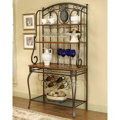 Awesome Baker Rack Decor Designer Ideas