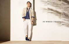 Massimo Dutti / Men's Collection SS-15