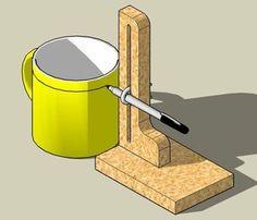 Sandcarving / Sandblasting Home-Made Tools Plans | Arizona Glass ...