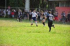 Playoffs Campeonato Paulista de Flag 2012. Big Donkeys @ Cane Cutters. Piracicaba, 14/10/2012.