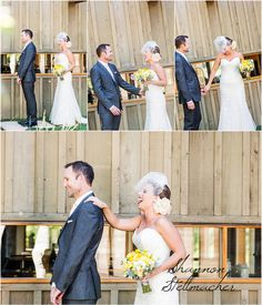 First Glance Napa Wedding.  Ceremony at V. Sattui Winery.  #yellowbouquet by @valleyflora  #Napaweddingphotographer #napawedding #napaweddingvenue #vsattuiwinery #sonomaweddingphotographer