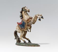 Antiques - im Kinsky Auktionshaus Horse Sculpture, Folk Art, The Past, Arts And Crafts, Horses, Statue, Antiques, Animals, Antiquities