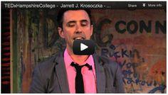 Lunch Lady creator Jarrett J. Krosoczka gives a last-minute TEDx talk to remember.